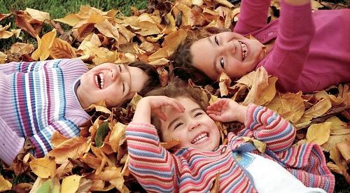 Atividades de Outono para Crianças