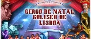 Circo de Natal Lisboa 2015