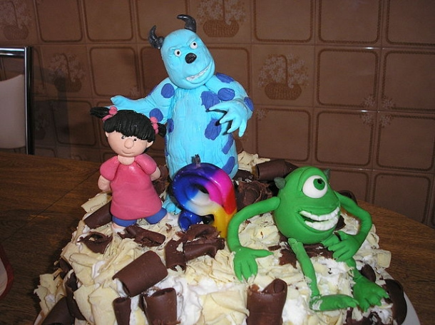 como fazer bolos de aniversario