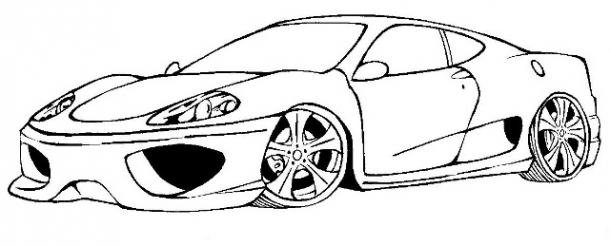 Desenhos De Carros Online24