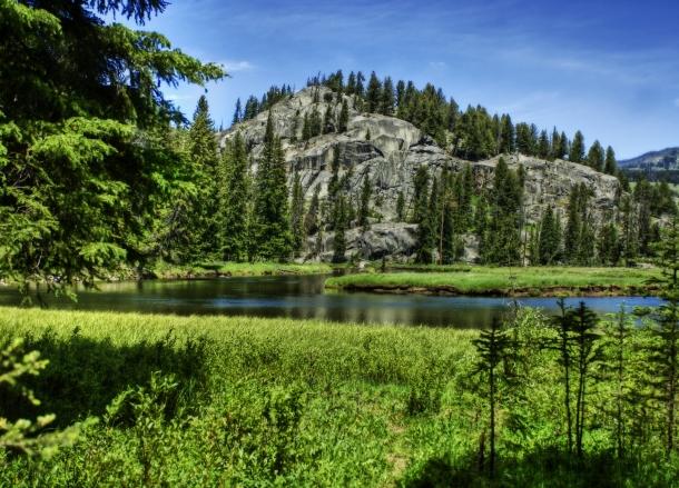 Parque Yellowstone - Maiores Parques Naturais do Mundo